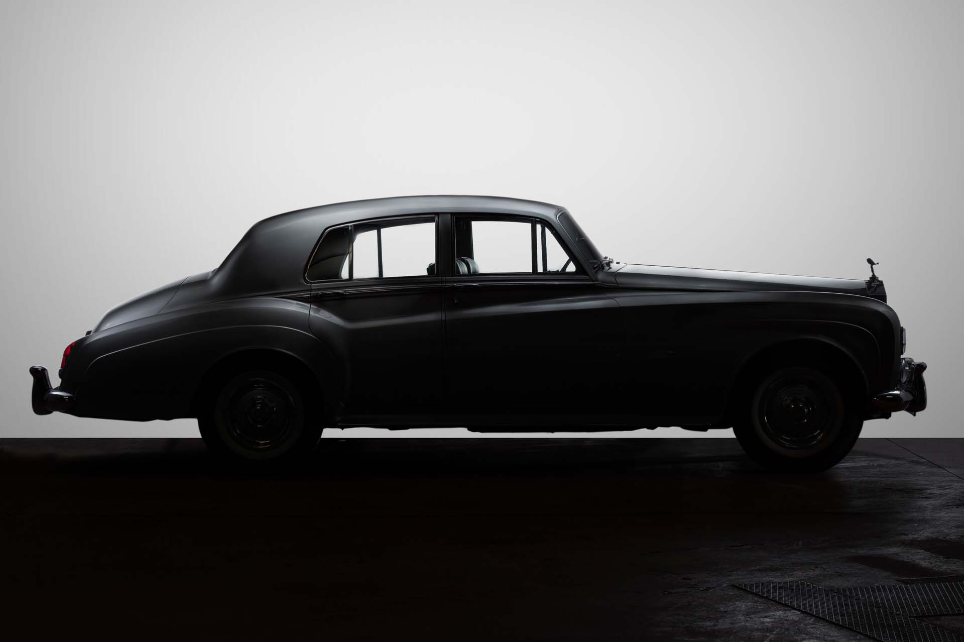 Rolls Royce Silver Cloud III